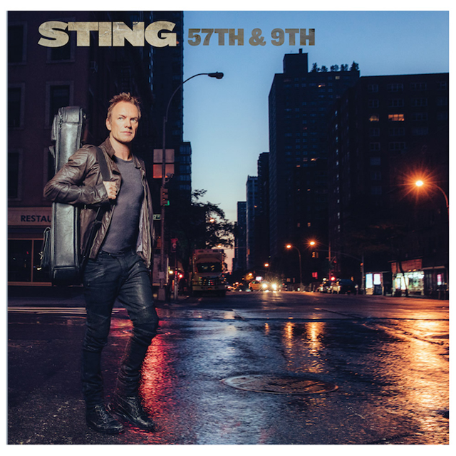 Stingがニューアルバム『57TH & 9TH』をリリース 久々のロック調な仕上がり