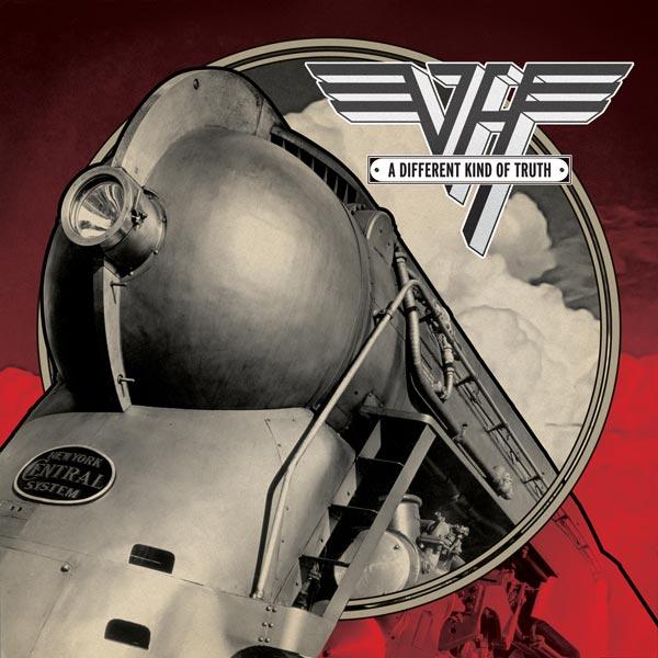 """Van Halenのニューアルバム """"A Different Kind of Truth""""、デラックス版には特典DVD"""
