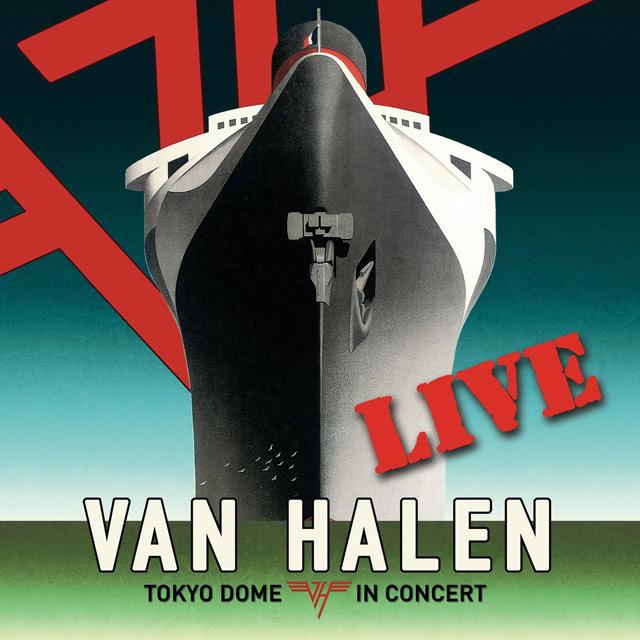 """Van Halen """"Tokyo Dome Live In Concert""""を2015年3月にリリース"""