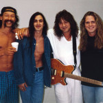 Van Halen and Extreme Edward Van Halen with Nuno Bettencourt