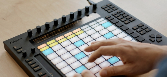 ableton live9 & push