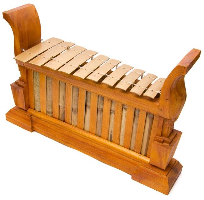 ガムラン楽器:ガンサ