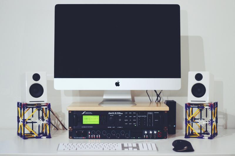 """2016年ヘビロテ音楽 Plini """"Away"""" ギターエフェクター Fractal Audio Systems Axe-Fx II / Axe-Fx II XL+"""