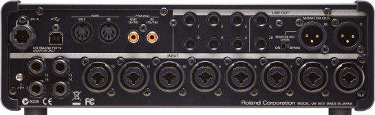 ROLAND Studio-Capture Audio Interface