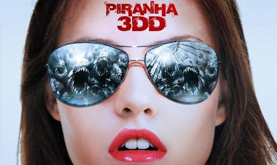 ピラニアリターンズ pirahna 3dd
