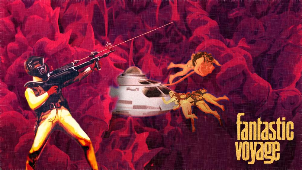 『ミクロの決死圏』で思い出した1988年の記憶