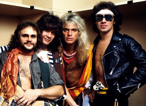 Van Halen、2月20日ライブ全模様の動画にビッグサプライズ曲!