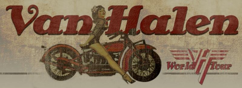 Van Halen エディからメッセージ来たよ~