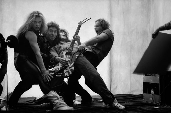 "van halen women and children first demo ""Act Like It Hurts"" cover"